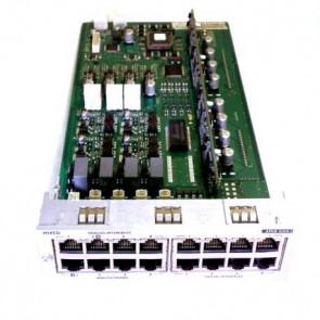 Carte mixte analogique AMIX4/4/8-1 avec 4 lignes réseau analogiques' 4 ports