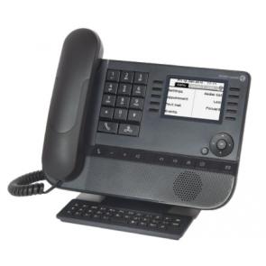 8039s FR Premium Deskphone Moon Grey. écran rétroéclairé 4 niveaux de gris.