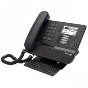 8028 FR multiligne - Équipe - Appel par le nom' noir et blanc' écran graphique à