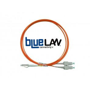 Jarretiere Optique 62,5/125 OM1 SC/LC Duplex 20m