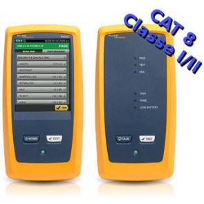 2 GHz DSX-8000 Cat 8 CableAnalyzer Wi-Fi activé: modules principaux et distants