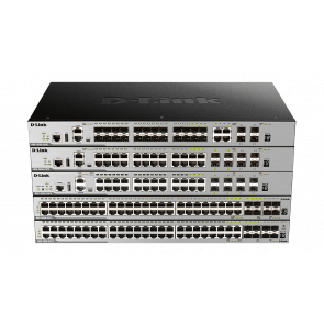 xStack3630-28PC - 24 ports Gigabit PoE/PoE+ dont 4 Combo 1000Base-T/SFP & 4