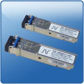 Nexans Singlemode Single Fiber SFP. TX:1310nm/RX: 1550nm. typ. 10km. LC-simplex