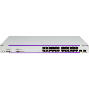 OS2220-P24: WebSmart Gigabit standalone chassis in 1RU size. Includes 24 PoE