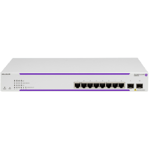 OS2220-P8: WebSmart Gigabit standalone chassis in 1RU size. Includes 8 RJ-45