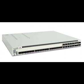 OS6860E-U28: GigE L3 chassis with 28x 100/1000 Base-X SFP ports. 4 fixed SFP+