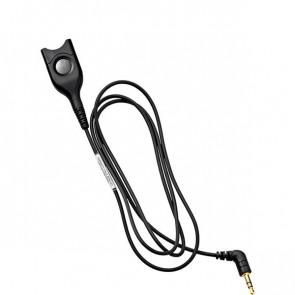 CCEL 191-2 / Cordon DECT/GSM 1m : EasyDisconnect vers jack 2.5mm - 3 Poles