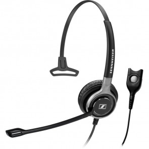 SC 638 / micro-casque filaire performance large bande mono écouteur . micro
