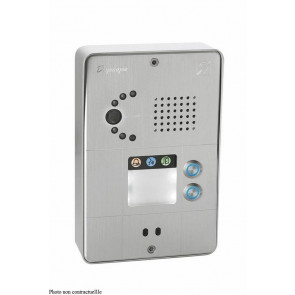 SECURACCESS PMR IP CAM COMPACT 2BT ALU Anthracite