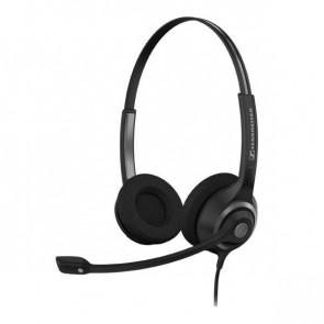 SC 260 / micro-casque filaire. double écouteur XXL. haute résistance