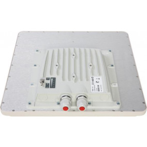 High-capacity 40 Mbps Base Station. Integrated 16 dBi 90 degrees dual-polarity