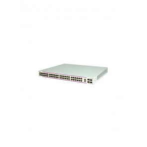 OS2220-48: WebSmart Gigabit standalone chassis in 1RU size. Includes 46 RJ-45